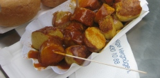 Currywurst in Hamburg