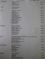 Bonjardim menu