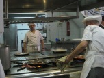 La Pepica kitchen